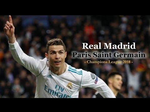 Real Madrid – PSG 3-1 (SANDRO PICCININI)  2018