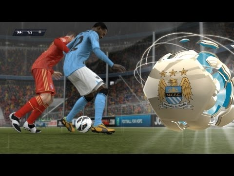 FIFA 13 Online  Liga 1  #01 – FC Bayern München vs Manchester City
