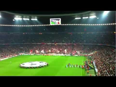 CL FC Bayern vs. Manchester City 27.09.11 Einlauf (Theme)