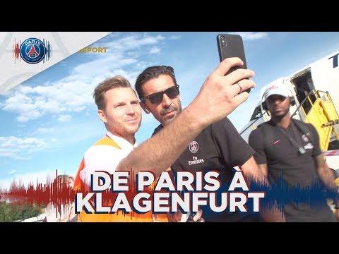 De Paris 🛫🇫🇷 à Klagenfurt 🛬🇦🇹