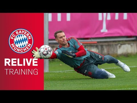 Full FC Bayern Training Session w/ Neuer, James, Ribéry & More!