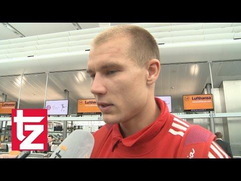 FC Bayern vor USA-Reise: Holger Badstuber im Interview (30.07.2014)
