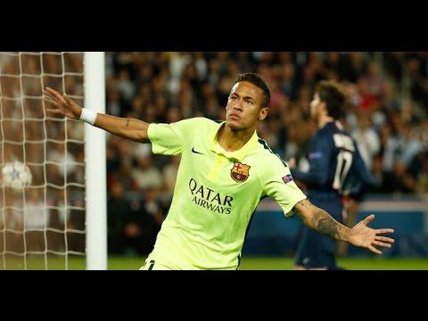 PSG 1-3 Barcelona Goles   COPE   15/04/2015