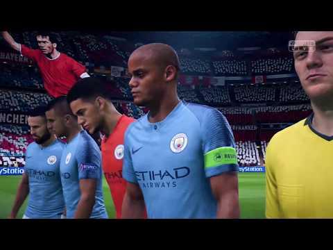 Fifa 19 / FC Bayern Munich vs Manchester City