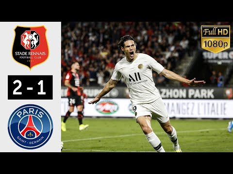Rennes vs Paris Saint-Germain 2-1 – All Goals & Extended Highlights – 2019 ( LAST MATCH )