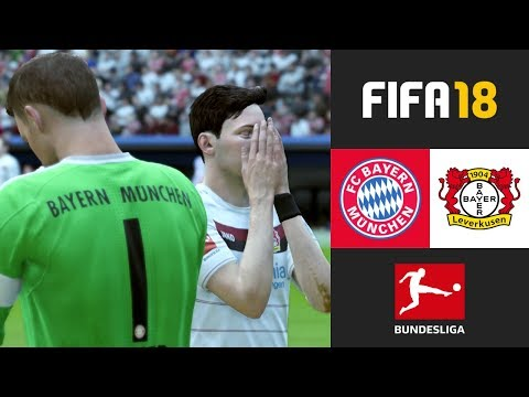 FIFA 18 Prognose | FC Bayern München – Bayer 04 Leverkusen | Bundesliga 2018/19 (3. Spieltag)