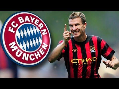 FC Bayern mit Dzeko einig – Magath verlängert – SPORT1 News