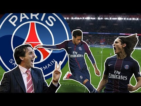 Emery's PSG | 4-3-3 or 4-2-3-1? Tactical Analysis