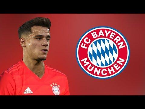 Philippe Coutinho – Welcome to Bayern Munich – Amazing Skills & Goals – 2019