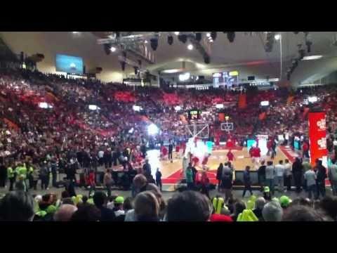 FC Bayern Basketball gegen Würzburg