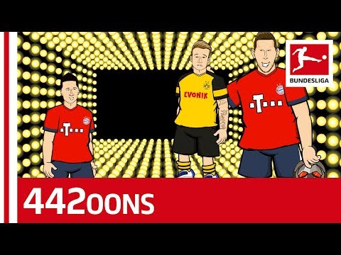 Dortmund vs. Bayern Title Race Song – Powered By 442oons