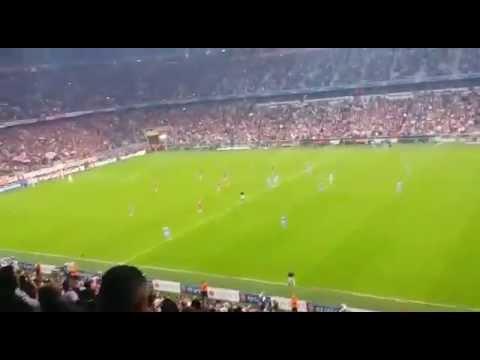 FC Bayern – Manchester City nach Boateng Tor!