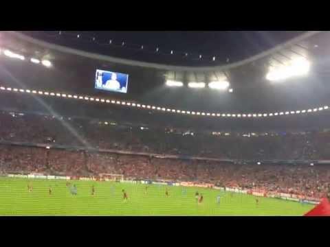 FC Bayern München – Manchester City 2014/15 Champions League 1:0 Boateng