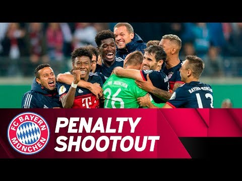 FC Bayern's Dramatic Penalty Shootout Win vs. RB Leipzig | DFB Cup 2017/18