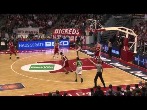 Highlights: FC Bayern Basketball – TBB Trier