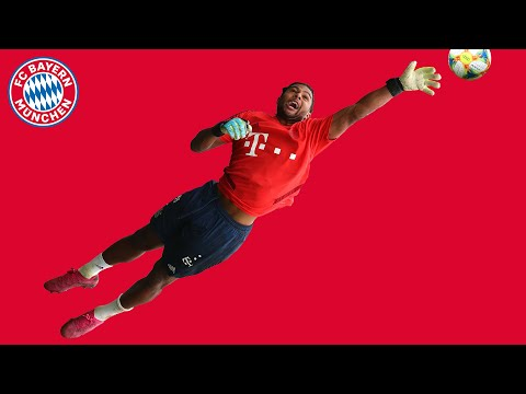 BEST Preseason Training Goals + Serge The Goalie! #4
