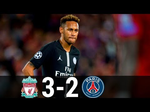Liverpool vs PSG 3-2- UCL-2018/2019 | Highlights and Goals