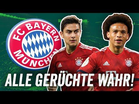 FC Bayern Transfers: Wenn alle Gerüchte wahr wären!