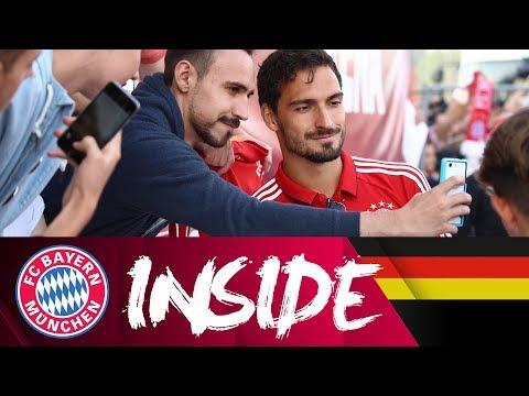 FC Bayern vs. Fanclub – Das Traumspiel hautnah | Inside FC Bayern