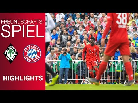 Successful End of the Season | SpVgg Lindau vs. FC Bayern München 2-4 | Highlights | Friendly Match