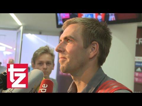 FC Bayern vs. Manchester City: Kapitän Lahm über das Duell mit Ex-Trainer Pep Guardiola