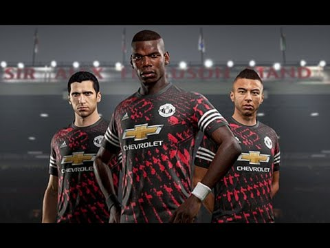 Man United, Real, Juventus and Bayern launch FIFA 18 kits