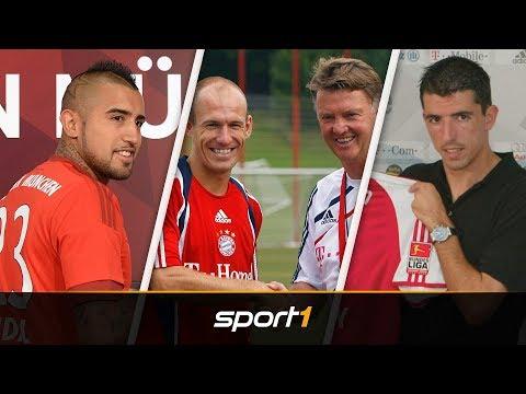 Warten auf den nächsten Transfer-Kracher: Diese Stars holte FC Bayern spät | SPORT1