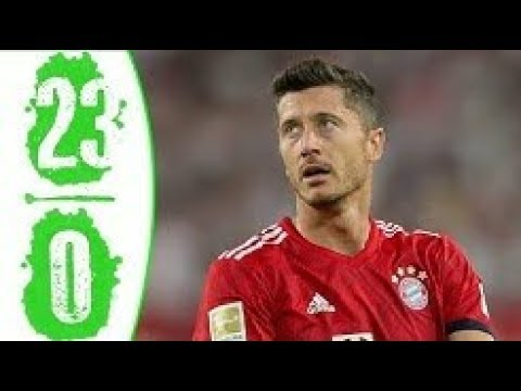 SHOCKED! Bayern Munich vs Rottach-Egern 23-0 – All Goals & Highlights