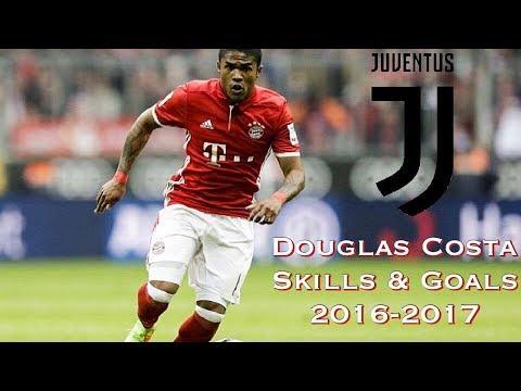 Douglas Costa || Welcome to Juventus (2017)Skills & Goals FC Bayern Munich