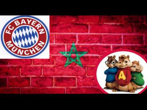 FC Bayern Munich Song – The Chipmunks