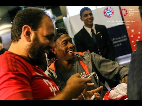 FC Bayern Winter Fan Day 2017