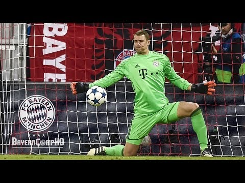 Manuel Neuer Top 50 Epic Saves Ever – I'm Back