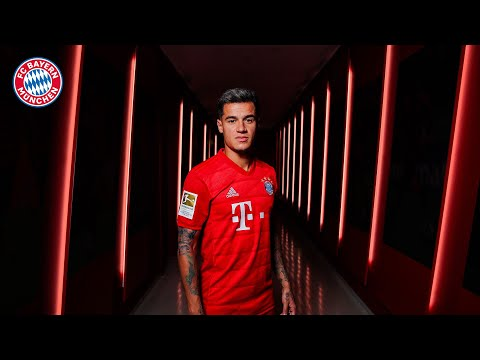 Medical, Presentation, Photoshoot – Philippe Coutinho's First Day at FC Bayern