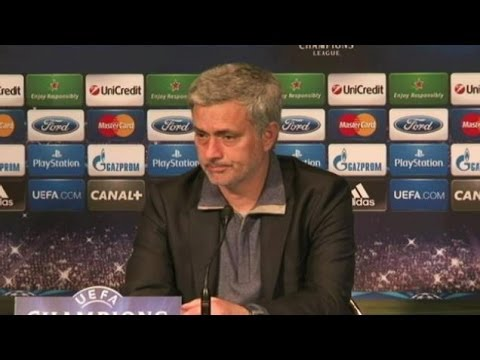 PSG 3-1 Chelsea – Jose Mourinho – My Strikers Are Not Performing So I'm Trying Other Things