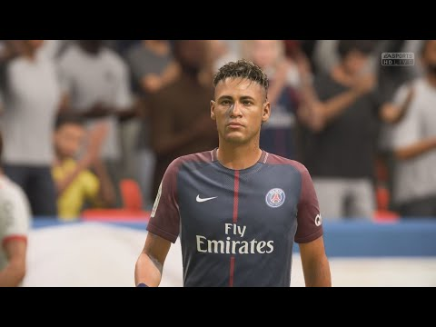 PSG VS Bayern Munich – FIFA 18 FULLGAME – Uefa Champions league 2017/2018