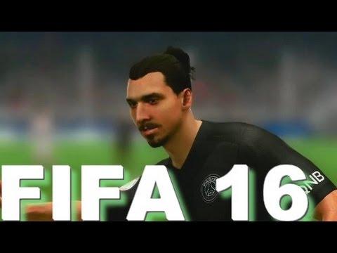 Fifa 16 Gameplay Online – PSG vs Bayern Munich (PS3)