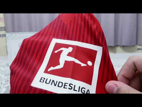Unboxing Camisa do Bayern de Munique 18/19 Home dhgate jersey Franck Ribéry (Clovers Jersey)