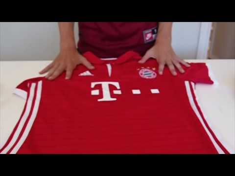 New Bayern Munich Home Jersey 2016 2017 Season Lewandowski 9