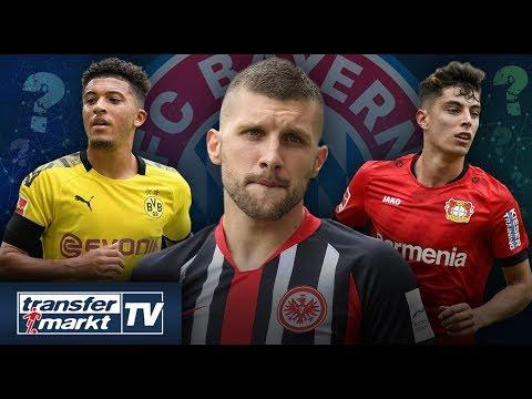 Rebic doch zu Bayern? – BVB & Leverkusen kämpfen um ihre Stars | TRANSFERMARKT