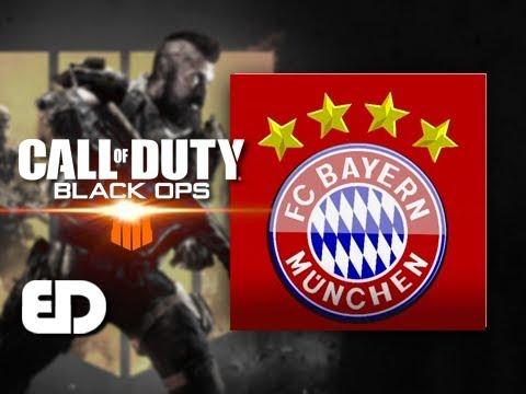 Black Ops 4 BAYERN MUNICH Emblem