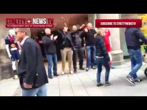 Your Club Shop, It Never Sells | Chant | Bayern Munich vs Manchester United