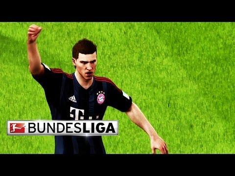 EA SPORTS FIFA 14 Prediction — Borussia Mönchengladbach vs. FC Bayern Munich