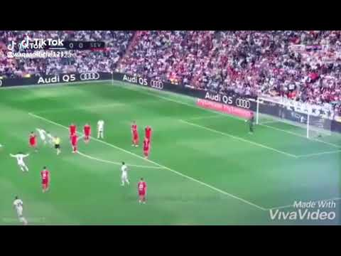 Best Cheating in football history Real Madrid Vs Bayern munich