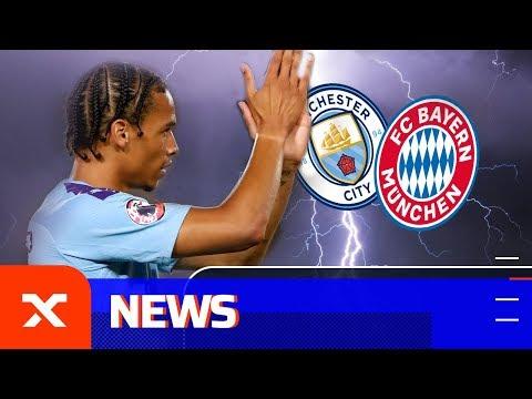 Transfer-News: Aufregung um Leroy-Sané-Wechsel | FC Bayern München | Manchester City | SPOX