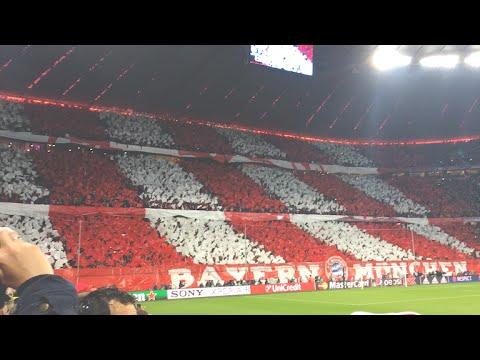 FC BAYERN – Atletico Madrid Champions League Halbfinale 2015/16 Stadium Atmosphere