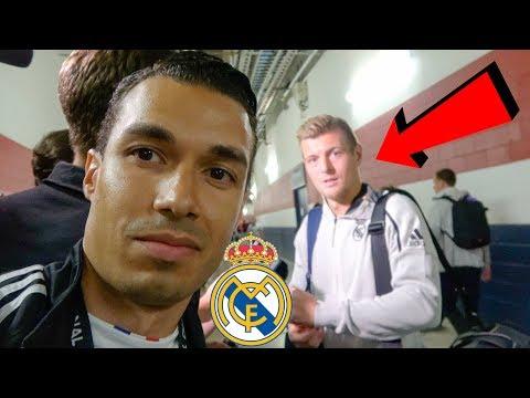 REAL MADRID TEAM GETROFFEN😱BAYERN vs REAL