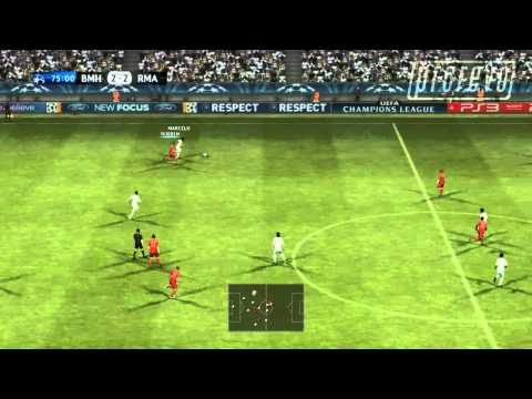 PES 2012 – Bayern München vs. Real Madrid *Topspieler* (Review Code) HD #2/2