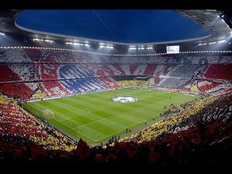 FC Bayern München vs. Real Madrid – Choreography
