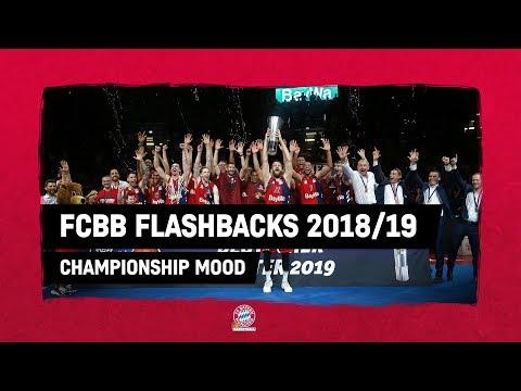 FCBB FLASHBACKS | Ep5 | Championship Mood | FC Bayern Basketball | Season 2018/19