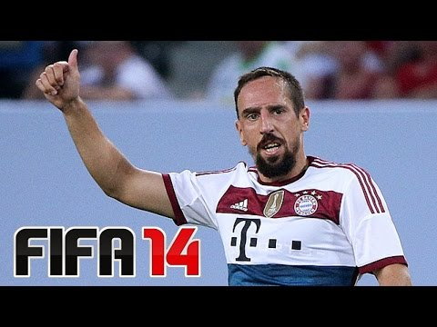 FIFA 14 – FC Bayern München – The New Away Shirt 2014/15